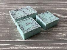 Tea tree Antibacterial Antioxidant Homemade 100% Natural Vegan Soap 100g