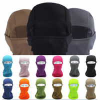 Popular Motorcycle Balaclava Airsoft Bike Cycling Helmet Cap Hat Full Face Mask