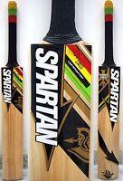 CHRIS GAYLE New Model SPARTAN 2015 Cricket Bats Size LONGH HANDLE + Nokd~Oil~Toe