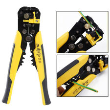 Professional  Cable Wire Stripper Auto Crimping Pliers Cutting electrician tool