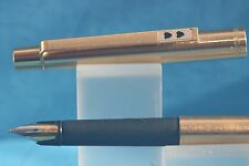 Vintage Paper Mate 23k Gold Electroplated Medium Fountain Pen with Gold Trim