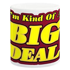 I'm Kind Of A Big Deal - Ron Burgundy Anchorman Ceramic 11oz Mug