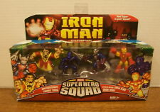 MARVEL SUPER HERO SQUAD IRON MAN  DANGER OF DREADKNIGHT ZHANG TONG STEALTH ARMOR