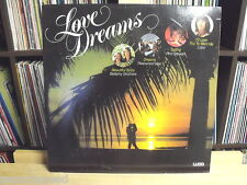 """★★ 12"""" LP - V/A - LOVE DREAMS - Association / Cascades / Bread / Everly Brothers"""