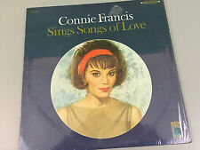 SINGS SONGS OF LOVE by Connie Francis, (Metro) 1966 - NEW