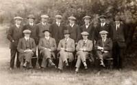 The Kent County Cricket Team In Dover England Circa 1912 6x4 PHOTO
