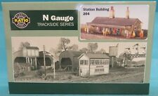 Ratio 204 Station Building N Gauge