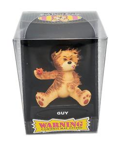 Bad Taste Bears Guy Figurine Peter Underhill Piranha Studios Ltd. 2004 16954 NEW