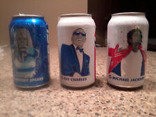 Pepsi Legends Britney Spears Ray Charles Michael Jackson can set