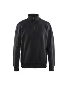 Blaklader Workwear Sweatshirt Half Zip - 3369