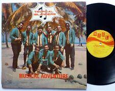 TROPICAL ISLANDERS Musical Adventure LP Wirl 009 Calypso   #1088