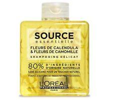 Delicate Shampoo Fleurs Calendula & Camomile 300ML Sensible Source Essentielle