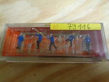 N 1:160 Preiser 79116 Feuerwehrmänner. Figuren. OVP