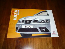 Seat Ibiza AMARO Prospekt 02/2006