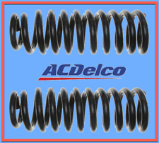 Pair/Set FRONT Variable Rate Coil Springs ACDelco for FORD Expedition 2003-06