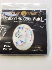 Mill Hill Beaded Bracelet Watch