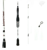 "6'6"" Abu Garcia Veritas Medium Spinning Fishing Rod VTSS66-5 ~ NEW"