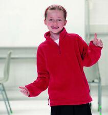 Jungen-Pullover & -Strickwaren Größe 152 mit Reißverschluss aus Fleece