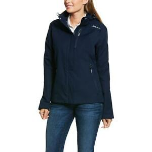 Ariat Ladies Coastal H2O Jacket Navy