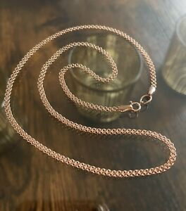 New Solid 585 Russian Rose Gold Chain 14ct 14k gold chain