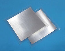 Pure 99.995% 4N5 High purity Indium Metal Foil Sheet 50mm x 50mm x 0.25mm #ET4