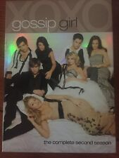 Gossip Girl Complete Season 2 R1 DVD 7xDisc's  Used But Like New See The Photos