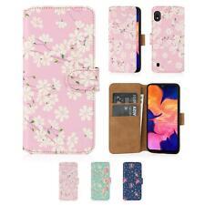 32nd Serie Floral 2.0 - Funda tipo Libro de Piel PU - Samsung Galaxy A10 (2019)