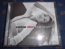 CELINE DION One Heart inkl. Stand By Your Side, Faith, u.a. Pop CD 14 Tracks TOP