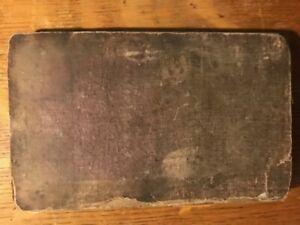 RARE BOXING BOOK 'JACK RANDALL'S DIARY' - 1820