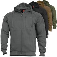 Pentagon Leonidas 2.0 Tactical Military Army Security Zip Hoodie Sweatshirt Top