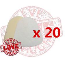 20sets Foam Filters for Shark Navigator Life Away XFF350 NV350 NV351 NV352 NV370