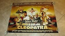 ASTERIX & OBELIX MISSION CLEOPATRA movie poster GERARD DEPARDIEU poster