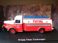 1:43  Schuco (Germany) Krupp Titan  tankwagen truck limited edition