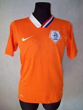 Países Bajos 2008 2010 152-158 cm!!! Nike Camiseta Jersey Hogar raras las mejores condiciones
