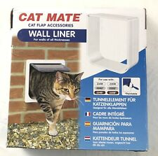 Cat Mate Wall Liner Cat Flap Accessory Paintable