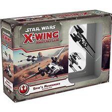Star Wars X-Wing Miniaturas Juego: Sierra's renegades Expansion Pack 2nd Edición