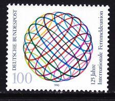 Germany 1604 MNH 1990 International Telecommunication Union 125th Anniversary