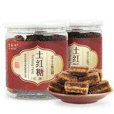 Tea Herbal Tea Brown Sugar 百寿元广西正宗土红糖500g*2 Chinese Snacks 黑糖老红糖块 养生茶 中国食品小吃