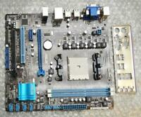 Asus F1A55-M LE REV. 1.00 AMD Socket FM1 Motherboard with I/O Back Plate