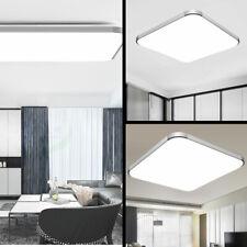 LED Deckenleuchte Badleuchte Küche Deckenlampe weißes Licht Wohnzimmer 24W-48W