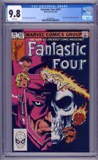 Fantastic Four #257 CGC 9.8 John Byrne Story Art Cover (1983) Galactus