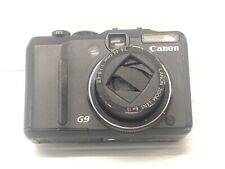 Canon PowerShot G9 12.1MP Digital Camera  (Spares/Repairs)