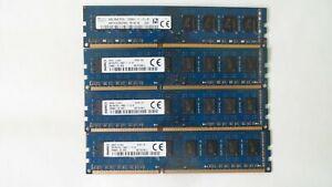 KINGSTON 4 x 8GB 2Rx8 PC3L-12800U  HP698651-154-MCN