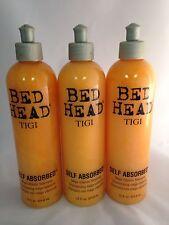 LOT OF 3 - BED HEAD TIGI Self Absorbed Mega Vitamin Shampoo 12oz Each X 3