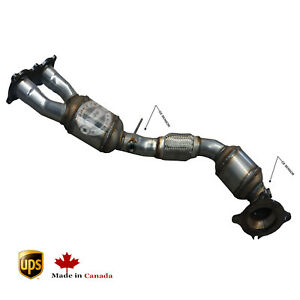 Catalytic Converter 2009-2014 Volvo S60 S80 3.0L AWD Turbocharged
