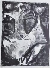 """MARINO MARINI """"L ´Idea del Cavaliere"""" 1968  HAND SIGNED LITHOGRAPH"""
