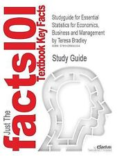 Outlines and Highlights for Essential Statistics for Economics, Business and...