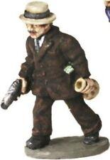 PW19 John Dillinger-minifigs - 28mm - 25mm-Gangster-divieto -