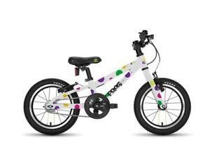 Frog Bikes Frog 40 Hybrid Bike 3-4 Yrs Spotty