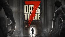 7 Days to Die Steam (PC/MAC/LINUX) --- REGION FREE!